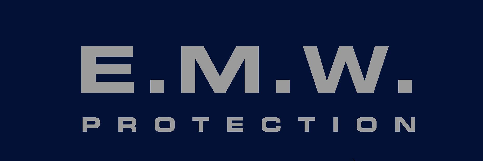 E.M.W logo