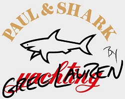 Logo Paul&Shark by Greg Lauren