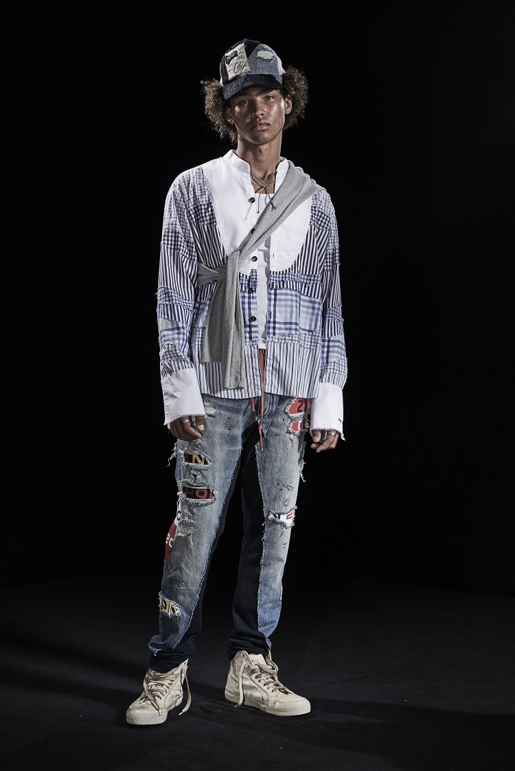 Paul&Shark by Greg Lauren item