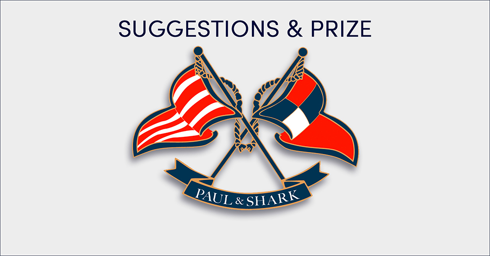 Suggestion and Prize