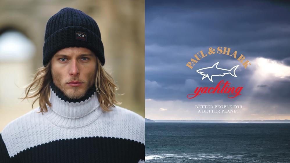 New Paul&Shark AW20 campaign