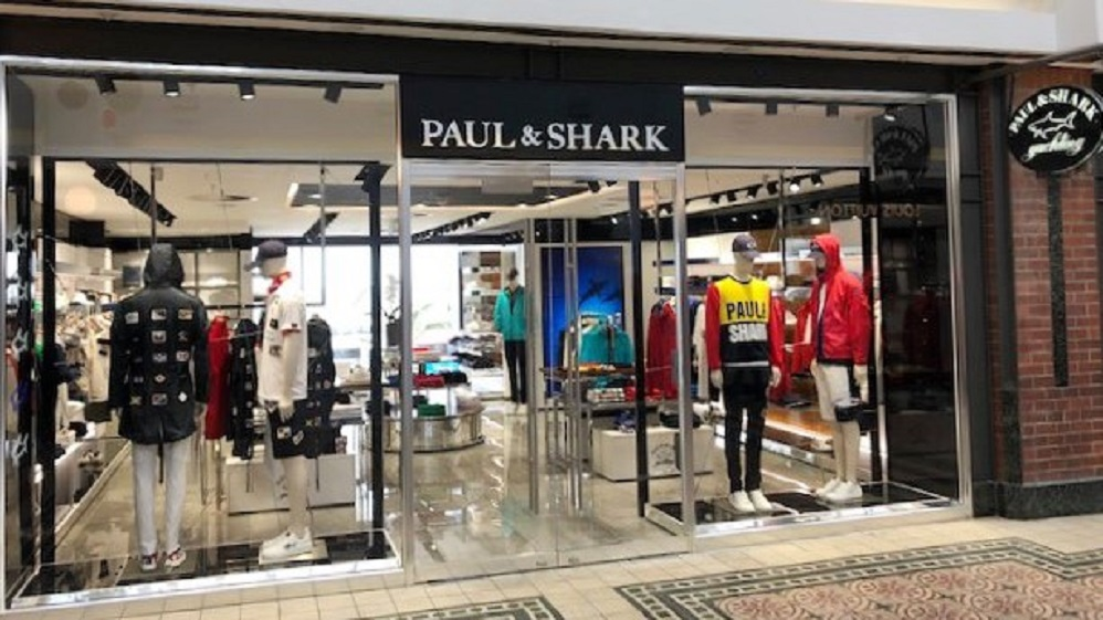 Paul&Shark New Opening Cape Town