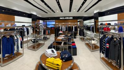 Paul&Shark opens new boutique in Antalya