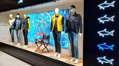 Paul&Shark opens new store in Istanbul