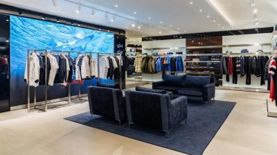Paul&Shark opens new store in St.Petersburg