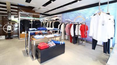 Paul&Shark opens a new boutique in İzmir