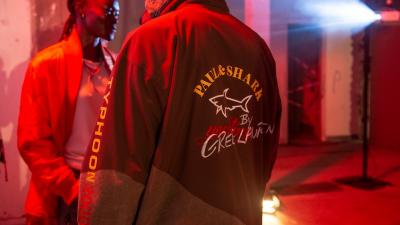 Presentation Paul&Shark by Greg Lauren @Paris Fashion Week