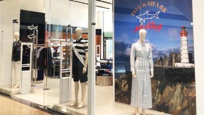 Paul&Shark opens in Grand Marina Gallery in Sochi