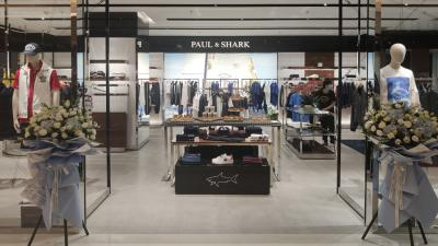Paul&Shark continues its expansion in China - Suzhou